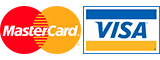 Betal med debet-/kredittkort